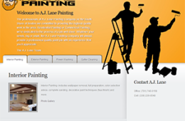 A.J. Lane Painting Company