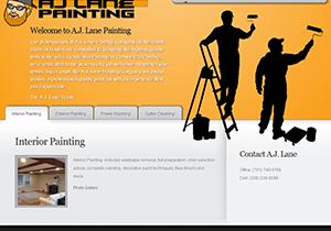 A.J. Lane Painting Company